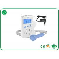 Wholesale FD-200D Handheld Fetal Doppler Machine With Low Ultrasound Dosage from china suppliers
