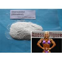 Wholesale Stanozolol Raw Hormone Powder Winstrol Supplement 10418-03-8 White Raw Powder from china suppliers