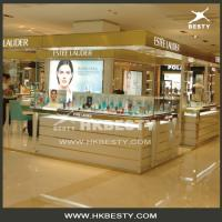 Wholesale Cosmetic display kiosk from china suppliers