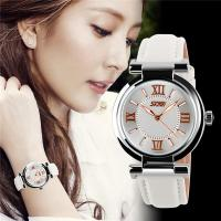 Wholesale Genuine Leather Womens Quartz Watches from china suppliers
