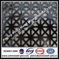 Wholesale low carbon steel perforated metal,sheet metal fabricators from china suppliers