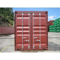 Wholesale sell new 40HC ISO dry container from china suppliers
