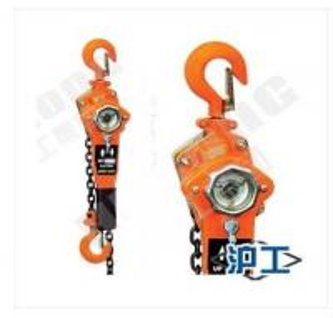 China 1 Ton  Lever Hoist Double Break  G80 Chain  Forged Hook Hoist on sale