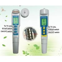 Wholesale 3 In 1 Portable Mini Detection TDS Water Tester Ph Water Meter PH -986 With 1 Year Warranty from china suppliers