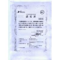 Foshan daban decoration materials Co., Ltd Certifications