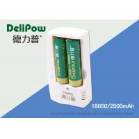 Wholesale 1200 Times Rechargeable Batteries Lithium With Long Cycle Times 2500mAh  from china suppliers
