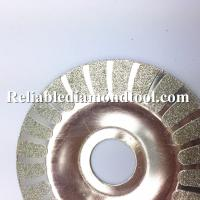 Wholesale Grit 40# Grinding polishing tool wet Diamond Hole Saw HXEG012 Diameter for 100mm from china suppliers