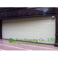Wholesale 8.2m Wide Galvanized steel Garage Door For Apartments, White ColorSandwich panels from china suppliers