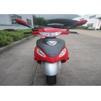 Quality Manual Brake Adult Motor Scooter Fastest 50cc Scooter With CDI Ignition System for sale
