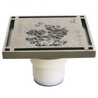 Wholesale Brass Floor drain with Pattern, PQ5004-50A from china suppliers