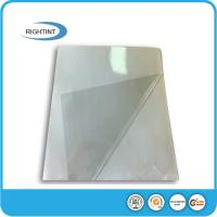 Wholesale 100micron/150micron transparent PVC static film from china suppliers