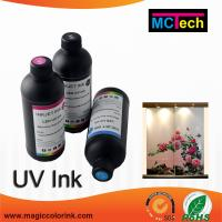 Wholesale LED UV Curable Ink for TPU/Leather Soft Materials Printing UV Ink for DX5 from china suppliers