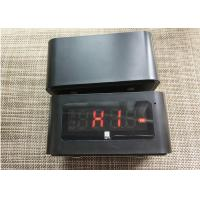 Wholesale Multi Functional Wireless Speaker Alarm Clock Light Weight ABS Material from china suppliers