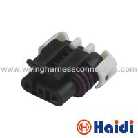 Buy cheap Sealed Wiring Harness Connectors 3 Pin Auto Jacket For Heavy Trucks 12059595 from wholesalers