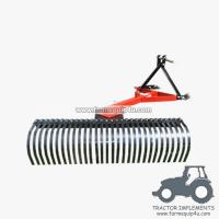 Wholesale 6LR - Farm Implements Tractor 3point Mounted Landscape Raker 6FT from china suppliers