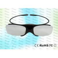 Wholesale Light weighted 3D TV IR Active Shutter Glasses GH1000 with low power detection from china suppliers