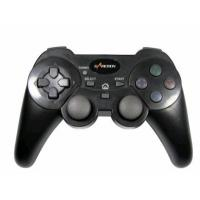 Wholesale ABS 2.4G Sixaxis Wireless Playstation Controller , Double Vibration Feedback Playstation 3 Gamepad from china suppliers