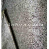 Wholesale Polyester Knitted Fabric Rubber Sheet Perforated Neoprene SBR Sheet With Looped Fabric from china suppliers