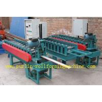 Wholesale CNC Automatic Metal Ceiling Roll Forming Machine For Fold and Slit Work Piece from china suppliers