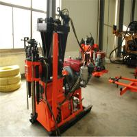 Wholesale Changtan Borehole Drilling Machine 200m Drilling Rig Equipment With Electric Motor from china suppliers