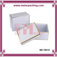 Wholesale Garment storage box, delicate custom paper hat box ME-TB015 from china suppliers