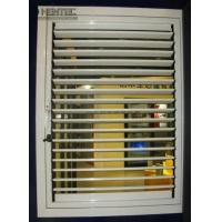 Wholesale AAMA DIN Standard aluminum blinds extrusion profiles Polished or Wood Grain OEM from china suppliers