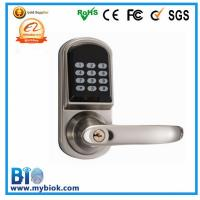 Buy cheap Waterproof Swipe Card Door Lock for Elder People with PIN and Key from wholesalers