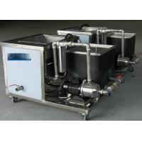 Buy cheap Food Industry Clean Machine , Ultrasonic Cleaning Machine / Equipment High Cleanliness from wholesalers