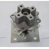 Buy cheap 600 Aluminum Head Raised Floor Pedestal Galvanized steel for computer room from wholesalers
