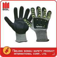 Wholesale SLG-9812CT Cut resistance TPR working gloves from china suppliers