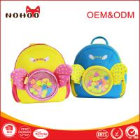 Wholesale Child Lovely Neoprene Personalised School Bags / Water Resistant Backpack For Children from china suppliers