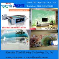 Wholesale New design uv printer flatbed for ceramic tiles wallpaper price for sale from china suppliers