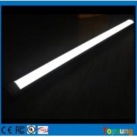 Quality 2017 new tude light 2 foot 60cm  tri-proof led linear light 2835smd with CE ROHS SAA approval for sale