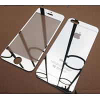 Wholesale Front And Back For Iphone 5s Tempered Glass Mirror Screen Protector  ,Factory Price from china suppliers