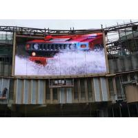 Wholesale 1R1G1B Outdoor Inner Curved Led Display Screen P16 DIP346 Advertising from china suppliers