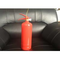 Wholesale 2Kg ABC OR BC dry powder  fire extinguisher with steel  foot ring cylinder from china suppliers