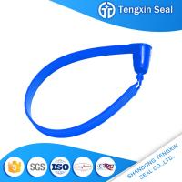 Wholesale TX-PS403 Higher cost performance plastic seals with logo mark in lable from china suppliers