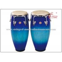 Wholesale Wooden Conga Drum Latin Percussion Musical Instruments With 10 mm Strong Tuning Lugs from china suppliers