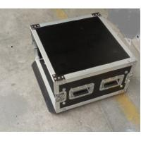 Wholesale 4u Light Weight Standard  Aluminum Flight Case Mixer Plywood  /  Aluminum DJ Mixer Flight Cases from china suppliers