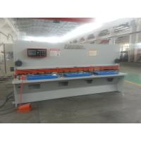 Wholesale Electrical NC Hydraulic Guillotine Shear Plate Cutting Mahine from china suppliers