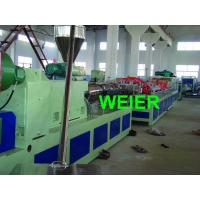 Wholesale Wood Plastic Composite WPC Extrusion Line For Door Panel / Wall Panel , SJSZ - 92 / 188 from china suppliers