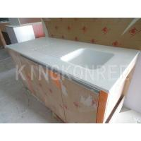 Wholesale artificial marble single kitchen sink and basin from china suppliers