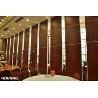 Wholesale Melamine Finished Movable Partition Walls For Dining Hall from china suppliers