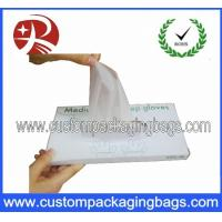 Wholesale Disposable Colored Plastic Biodegradable Bags Gloves For Food Service from china suppliers