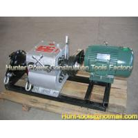 Wholesale Electric Cable drum winch Cable Capstan Winches supplier from china suppliers