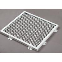 Wholesale Customed Hot Gavanized Aluminum Alloy expanded metal wire mesh , stretched metal mesh from china suppliers