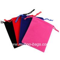 Wholesale Fashion velvet Jewellery string bag,Promotion bag MH-2122 from china suppliers