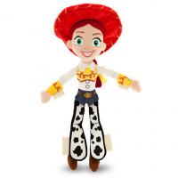 Quality Toy Story 3 Jessie Action Figure Disney Plush Toys with Customize Logo for sale