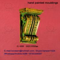 Wholesale Decorative Polyurethane (PU) Exotic Corbels/PU Foam Cornice Mouldings/PU Caving mouldings from china suppliers