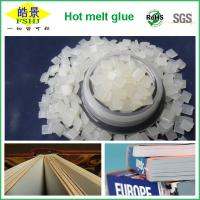 Wholesale Book Spine Auto Bookbinding Machine Hot Melt Adhesive With White Granule from china suppliers